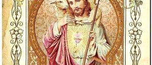 Prions avec sainte Marguerite-Marie