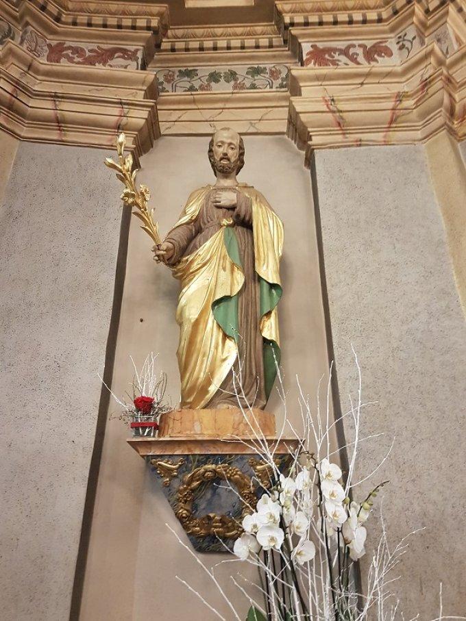 Saint Joseph, tuteur zélé de Jésus-Christ, priez pour nous