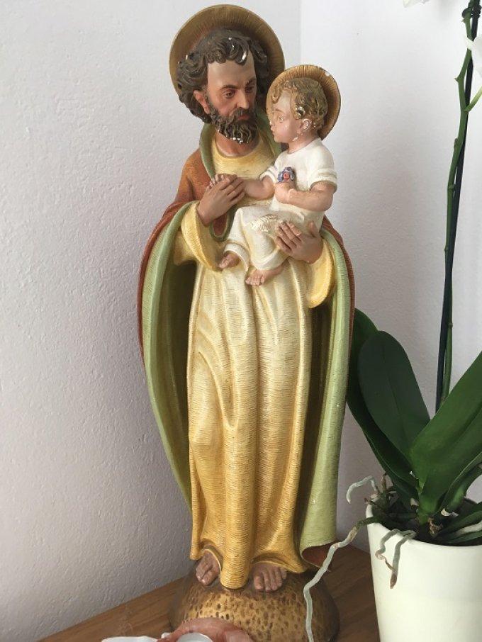Saint Joseph, très puissant, priez pour nous