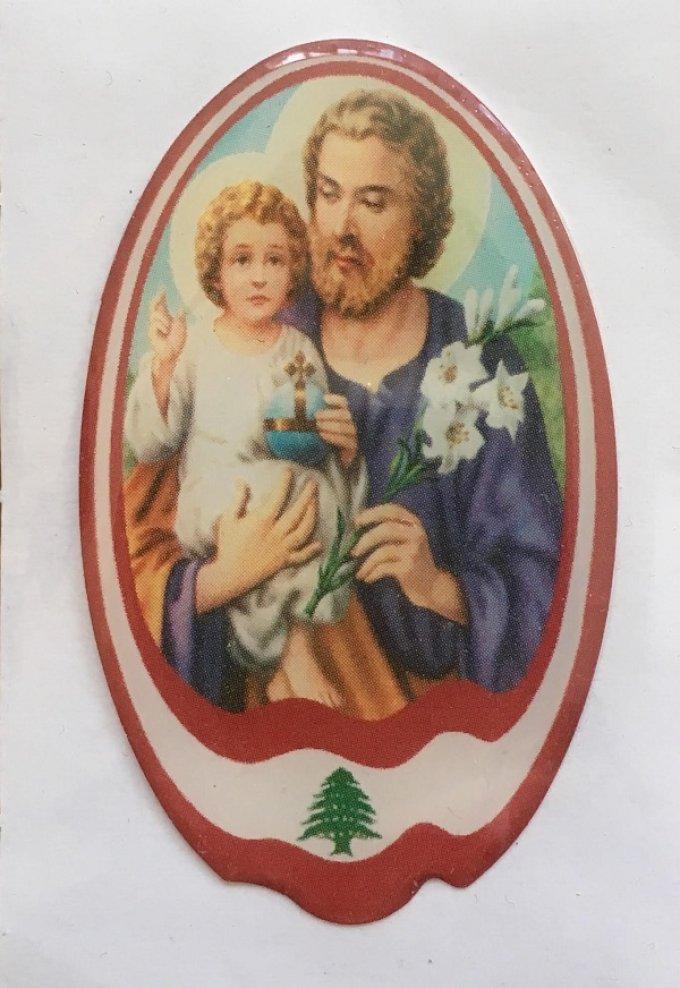 Saint Joseph, soutien puissant de l'Eglise et de Jésus-Christ, priez pour nous