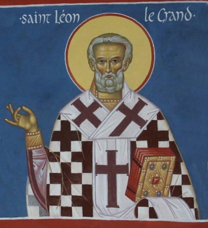 Le 10 novembre : Saint Léon le Grand