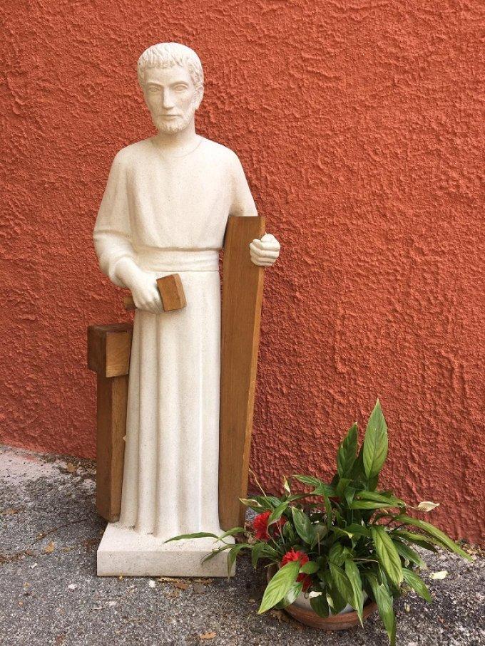 Saint Joseph, avec tous les Saints, priez pour nous