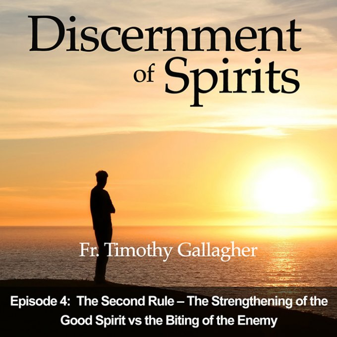 The Second Rule - Discernment of Spirits w/ Fr. Timothy Gallagher
