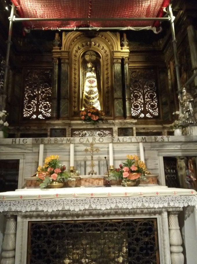 Loreto !!! La Maison de Marie !