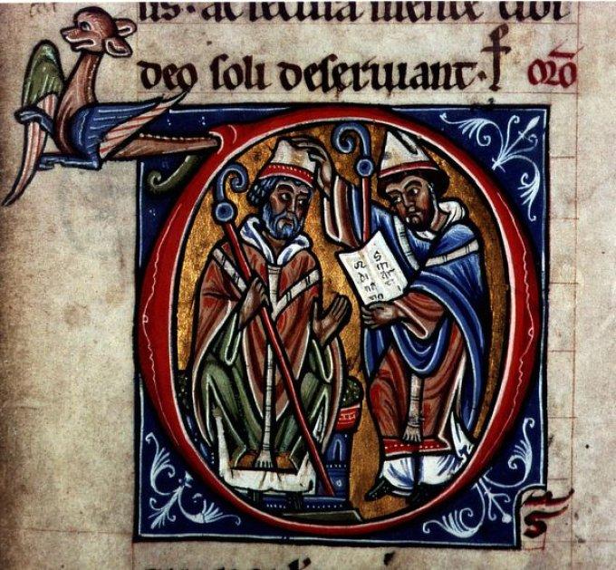 Jeudi 7 novembre: Martin, Prêtre à la manière des Apôtres