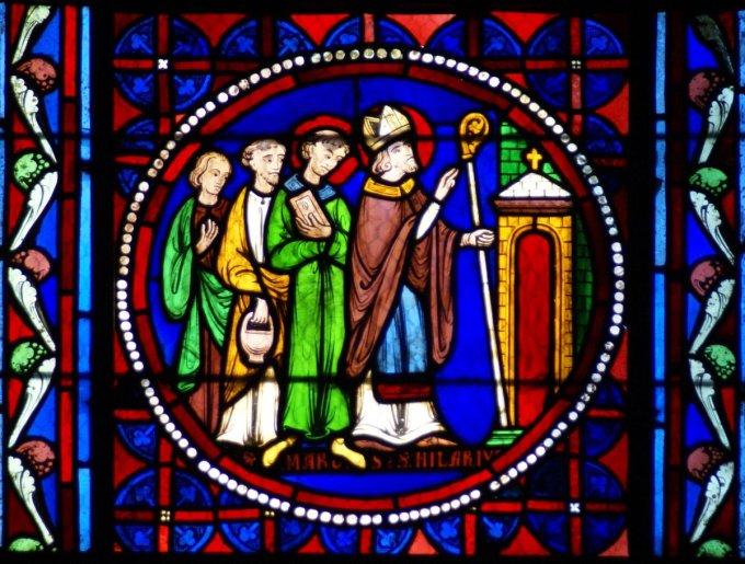 Samedi 9 novembre : l'humilité de Saint Martin