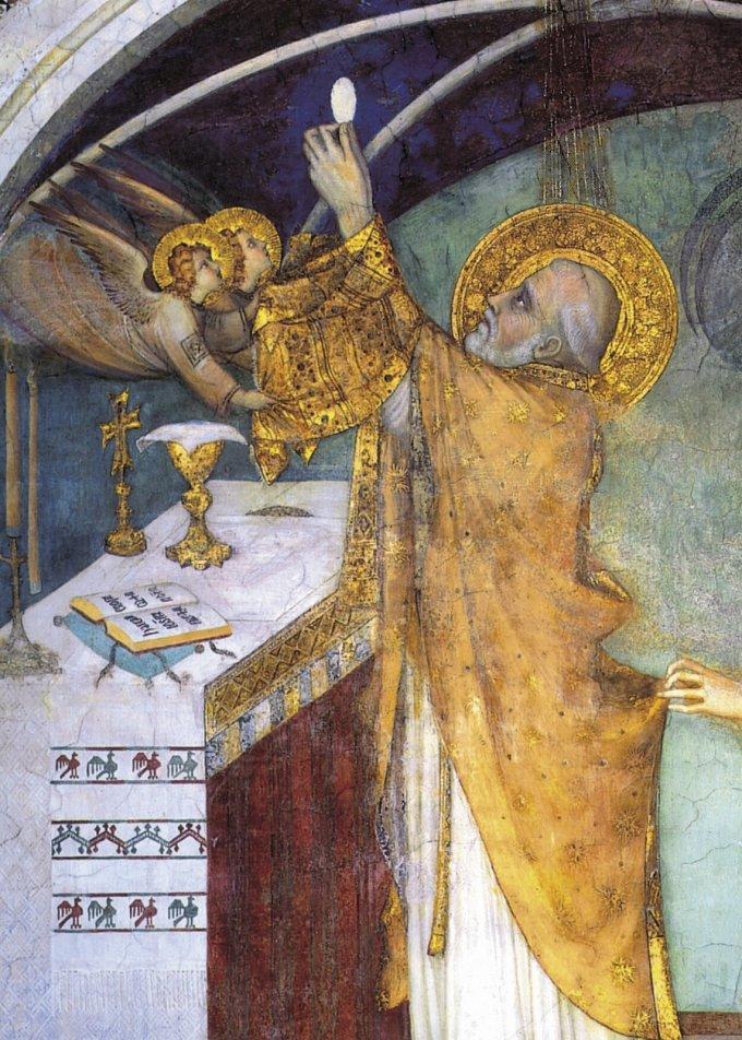 Dimanche 10 novembre : Martin et l'Eucharistie