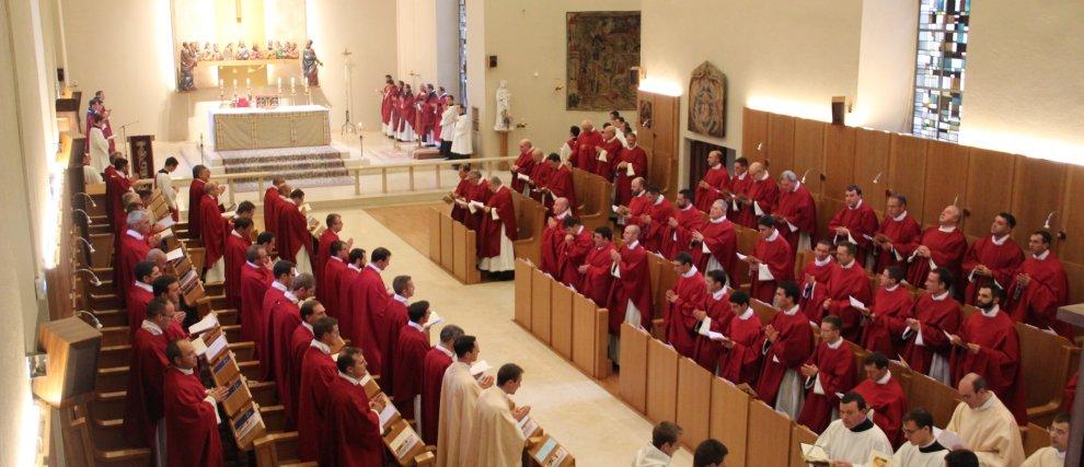 Neuvaine à saint Martin pour les vocations sacerdotales