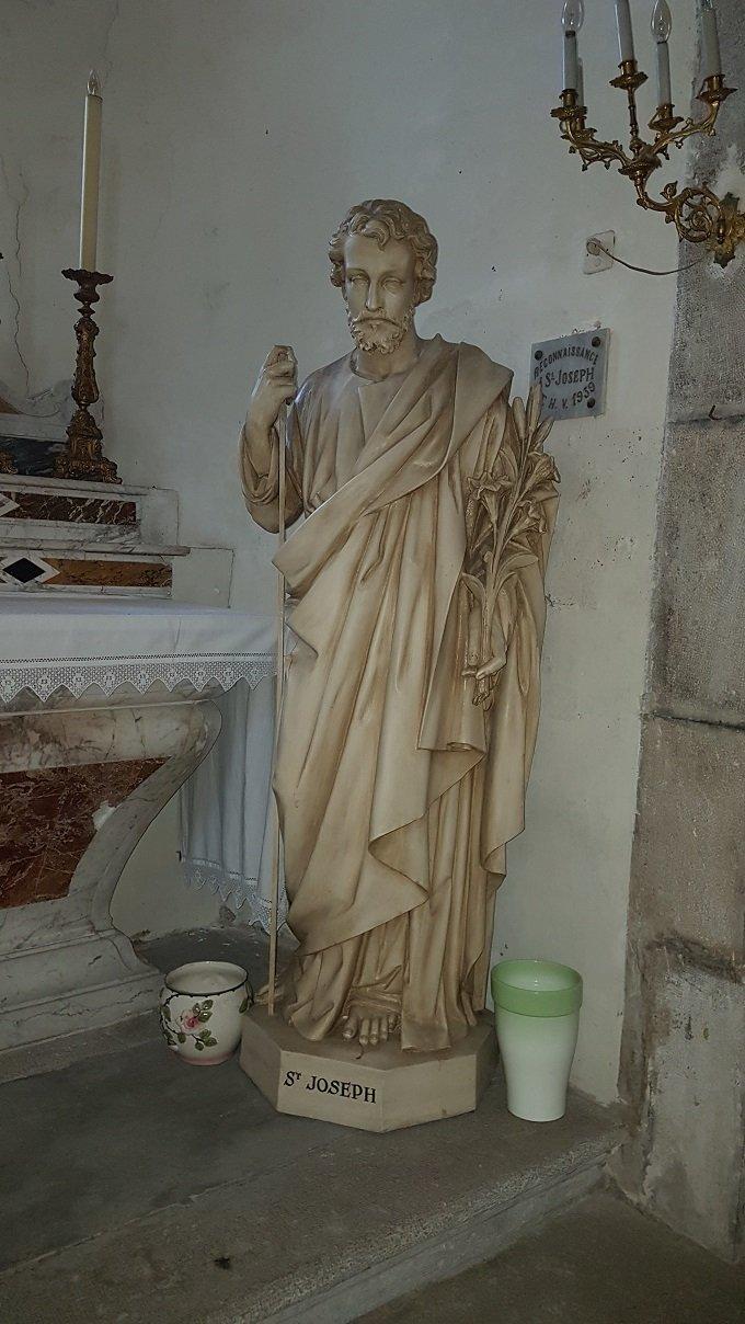 Saint Joseph, priez pour les pécheurs pénitents