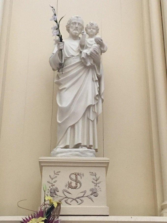 Saint Joseph, déclaré homme juste par le Saint-Esprit, priez pour nous