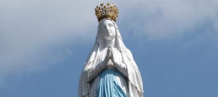 Prions le « Je vous salue Marie » - 9 jours