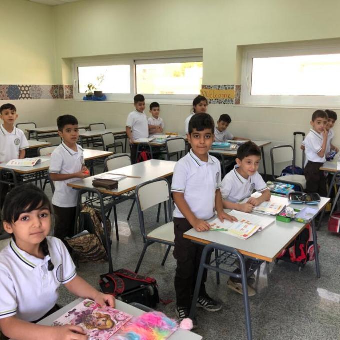 prions pour les écoliers d'Irak