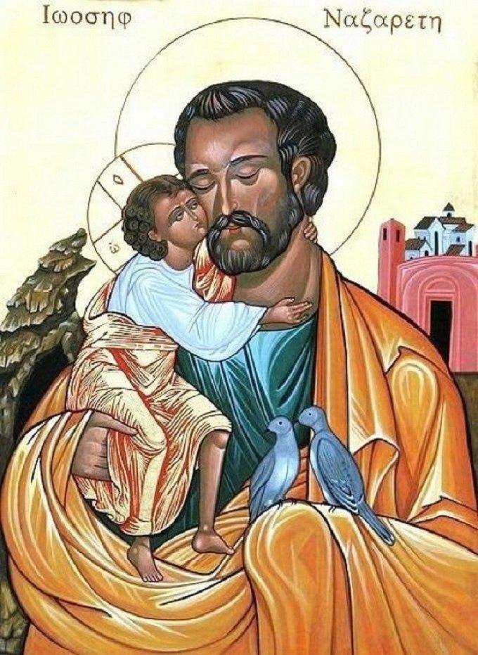 Saint Joseph, appelé Père de Jésus-Christ, priez pour nous