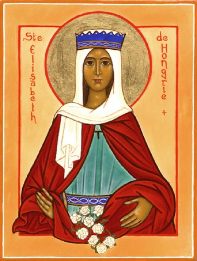 Le 17 novembre : Sainte Elisabeth de Thuringe