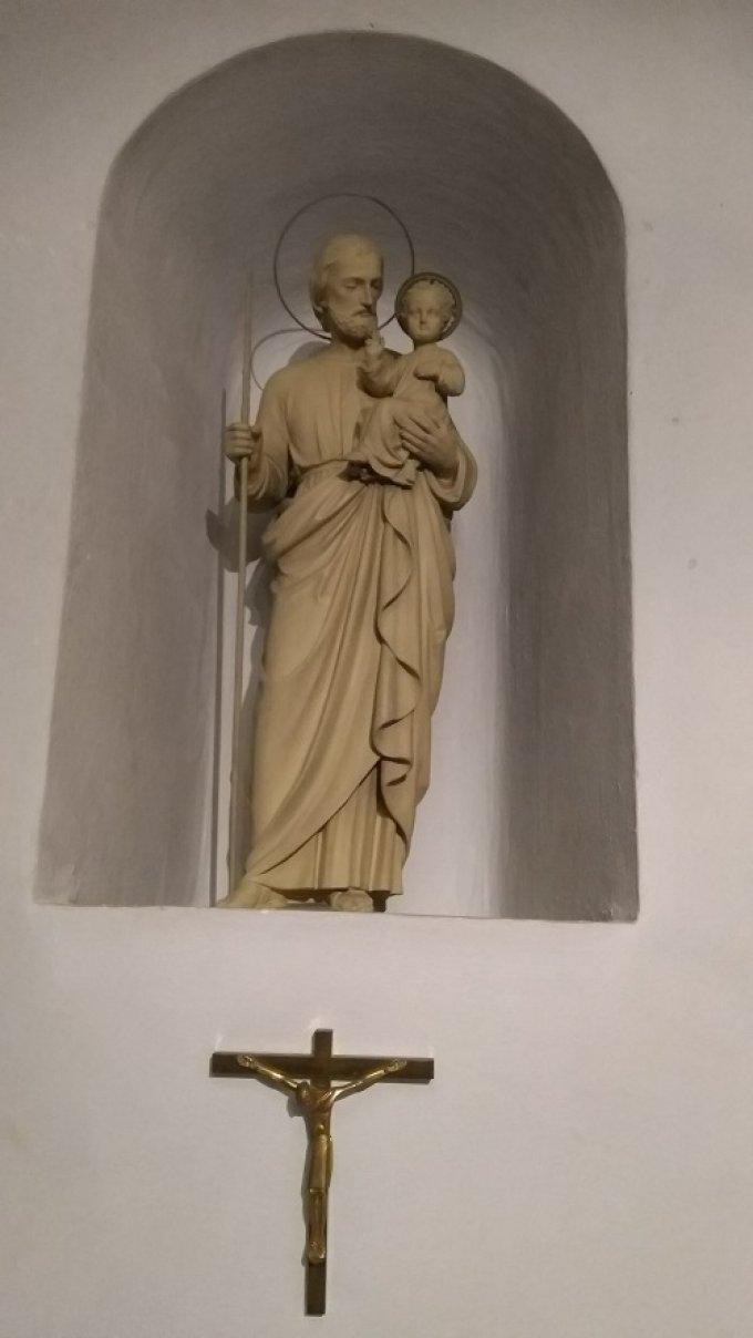 Saint Joseph, consolateur des âmes affligées, priez pour nous