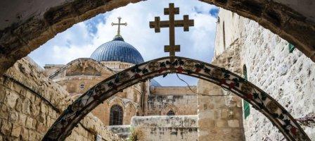 Cristianismo en Tierra Santa