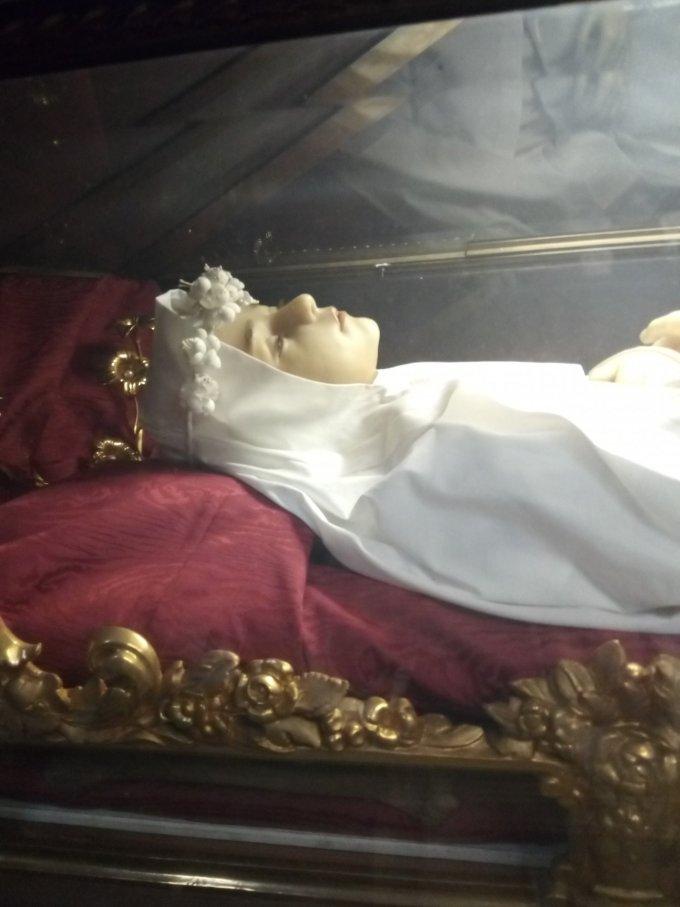 Ste Imelda... Et la Sainte Eucharistie !